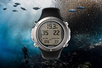 Watch-sized dive computers