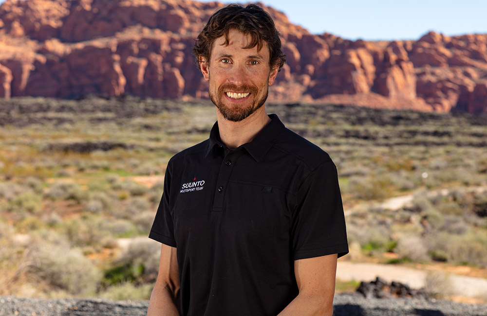 Endurance coach and XTERRA champion Josiah Middaugh